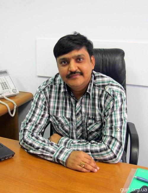 Шарма Санджай Кумар